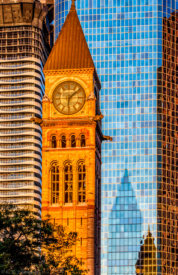 Old City Hall Composition